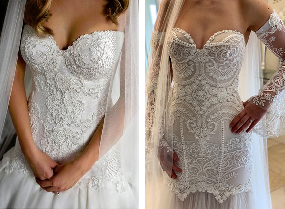 Zhanel Bridal Couture - Bridal Dress Alterations & Fittings