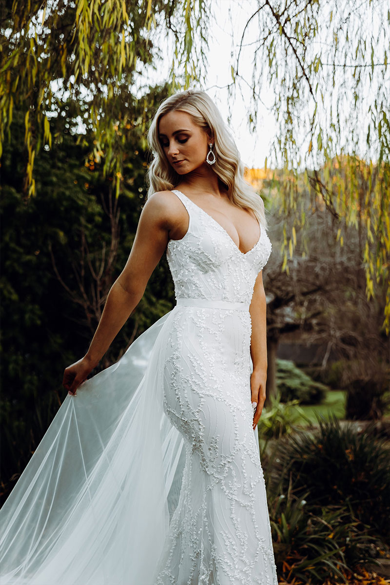 Zhanel Bridal Couture Melbourne - Custom Wedding Gowns