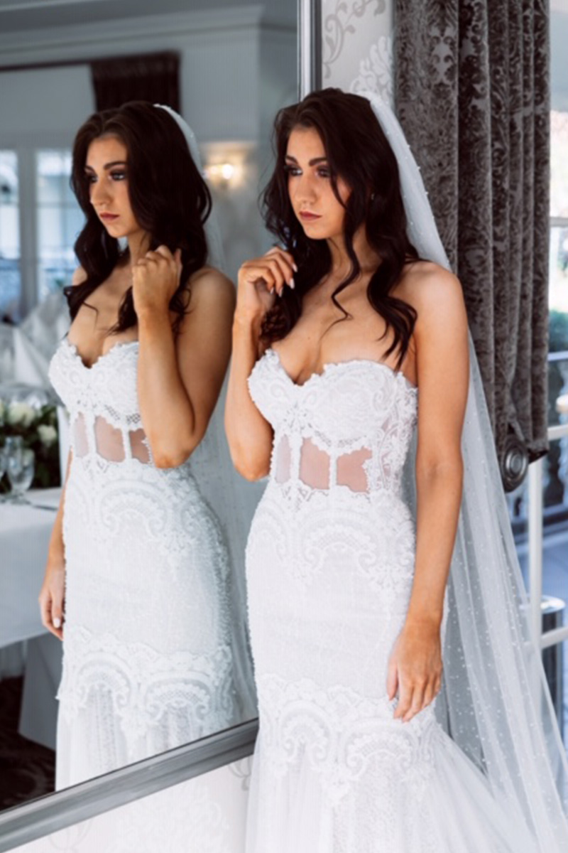 Zhanel Bridal Couture - Beautiful, Couture Wedding Gowns