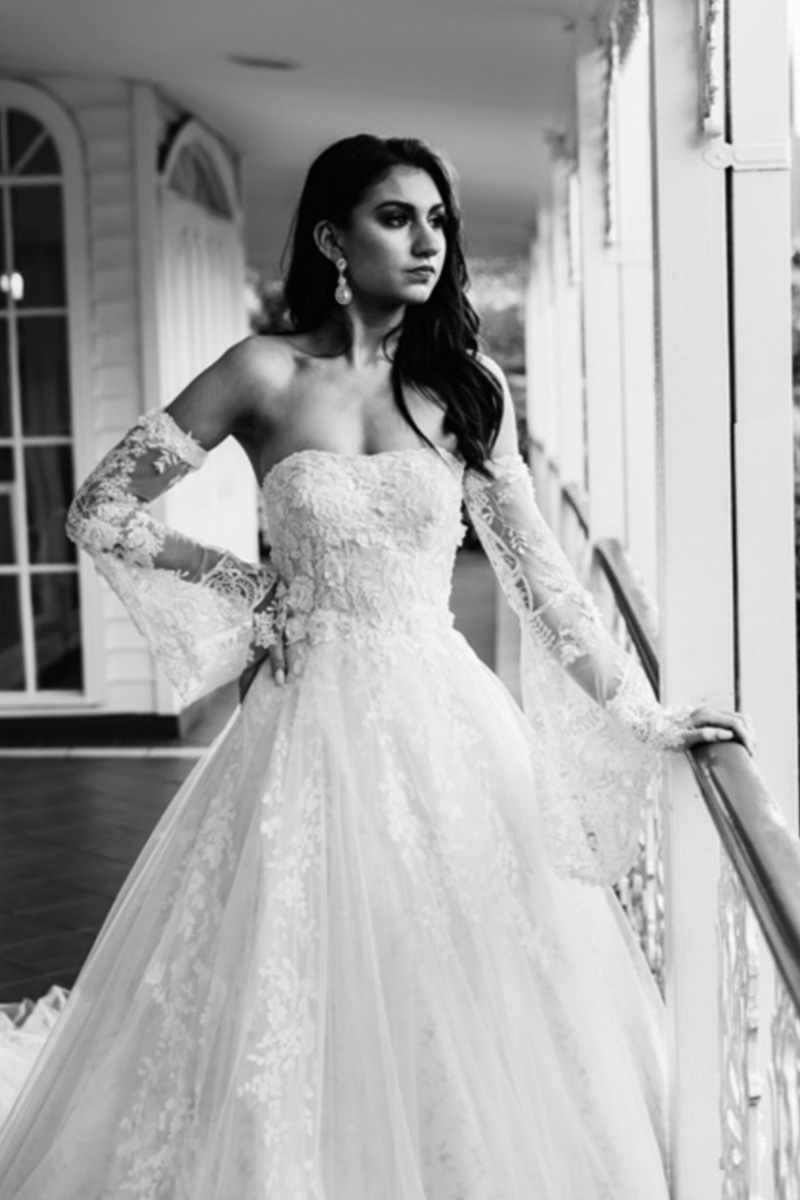 Zhanel Bridal Couture - Elegant Wedding Gowns